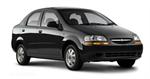 Aveo седан (2003 - 2008)