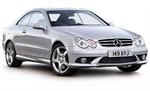 CLK Coupe II (2002 - 2009)