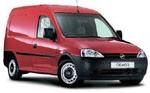 Combo фургон II (2001 - 2011)