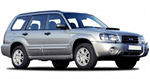 Forester II (2002 - 2007)