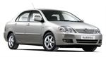 Corolla седан IX (2001 - 2007)