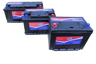 Аккумулятор 55Ач AD 204011050