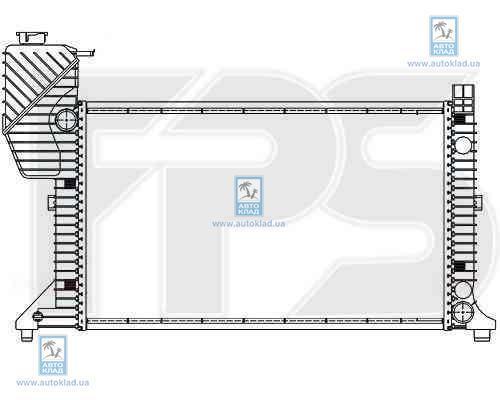 Радиатор охлаждения FPS 46A793
