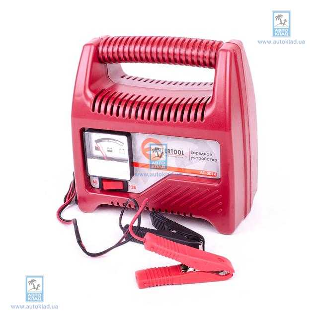 Автомобильное зарядное устройство INTERTOOL AT3014