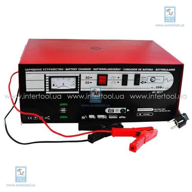 Зарядное устройство для АКБ INTERTOOL AT3017