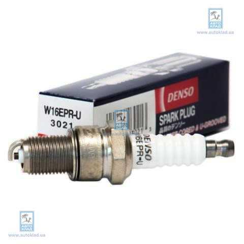 Свеча зажигания Nickel DENSO W16EPR-U: цена