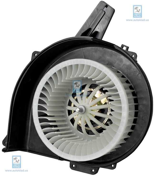 Вентилятор отопителя NISSENS 87028