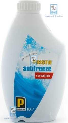 Антифриз G11 синий концентрат 1л PRISTA PRISANTIFRCONC1L: заказать