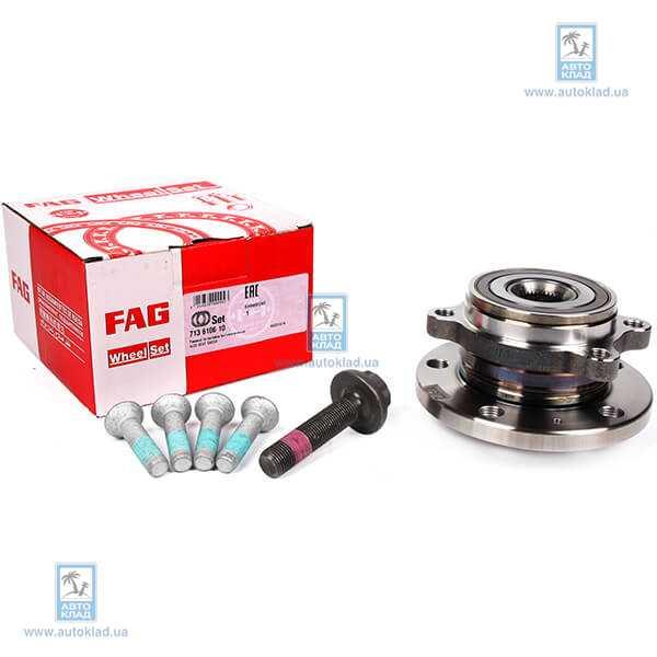 Ступица колеса в сборе FAG 713610610: описание