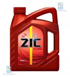 Масло промывочное FLUSH 4л ZIC 162659: цена