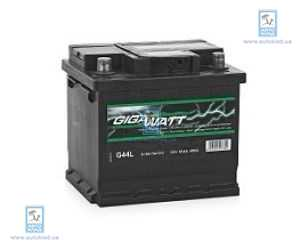 Аккумулятор 45Ач 400A GIGAWATT 0185754512: заказать
