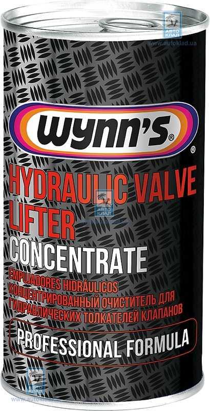 Присадка в масло промывочная концентрированная 325мл WYNN'S 76844: описание