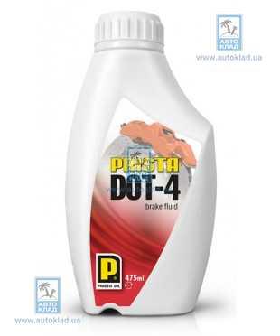 Тормозная жидкость DOT4 0.475л PRISTA PRIDOT4L05: заказать
