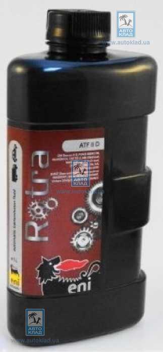 Масло трансмиссионное ATF ROTRA Dexron II 1л ENI AGATFROTDEXIIL1: купить