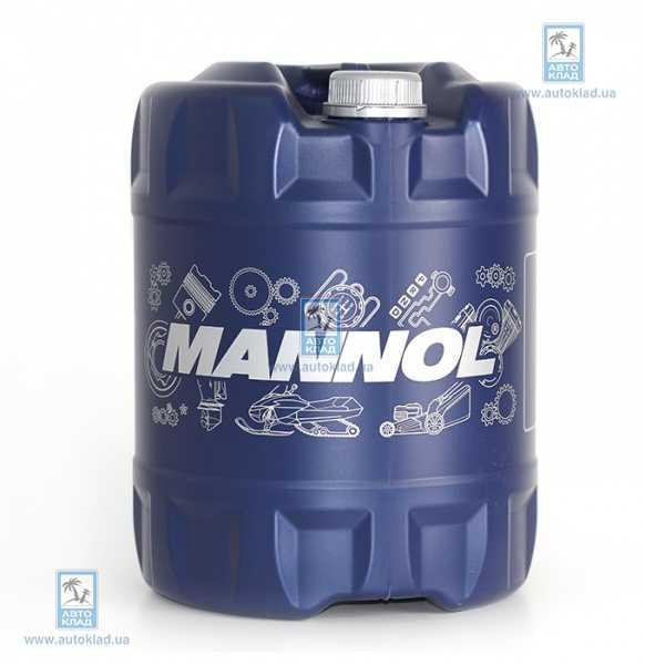 Масло трансмиссионное индустриальное GEAR Oil ISO 220 20л MANNOL MN749: описание
