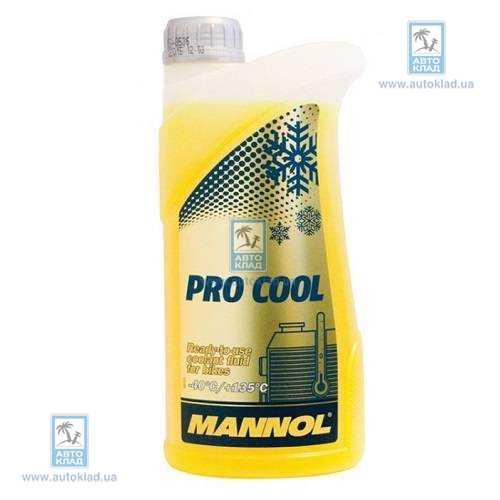 Антифриз Pro Cool 1л MANNOL MN8281: заказать