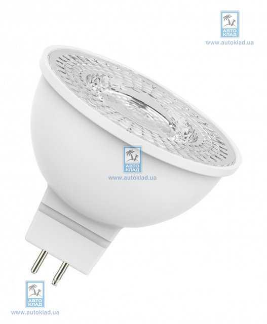 Лампа LED бытовая GU5.3 4.2W 3000K 230В OSRAM 4058075129061: продажа