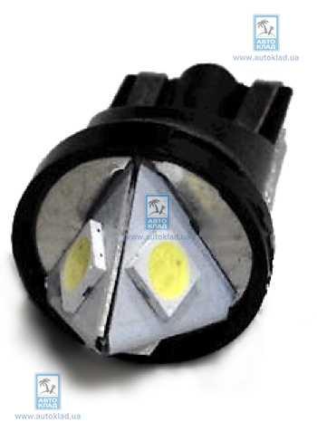 Автолампа LED W5W T10 3D 6000K IPF XN03: цена
