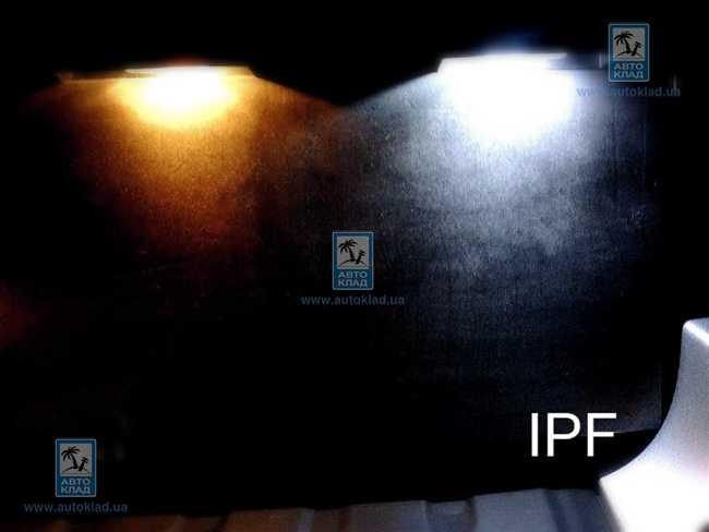 Автолампа LED W5W T10 3D 6000K IPF XN03: купить