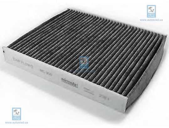 Фильтр воздуха салона угольный VAG 6R0819653: цена