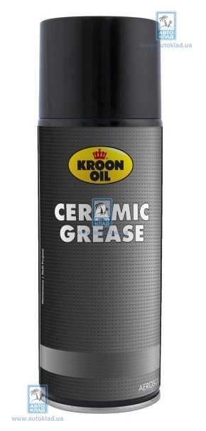 Смазка сборочная Ceramic Grease 400мл KROON OIL 33745: продажа