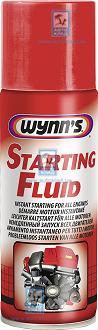 Аэрозоль Starting Fluid (Быстрый старт) 200мл  WYNN'S 58055: описание