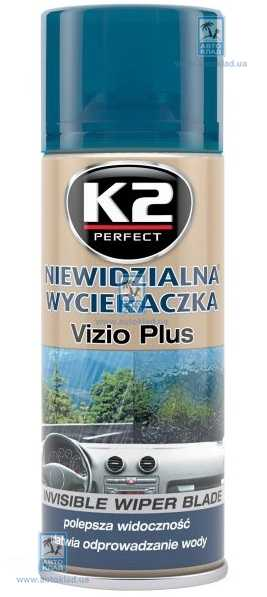 Очиститель стекла ''антидождь'' VIZIO PLUS 200мл K2 K511: стоимость