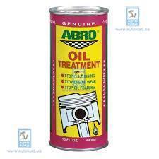 Присадка в масло 443мл ABRO AB500: стоимость