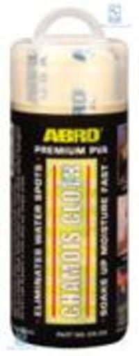 Салфетка замшевая ABRO CH338R
