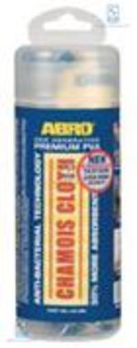 Салфетка замшевая ABRO CH550R
