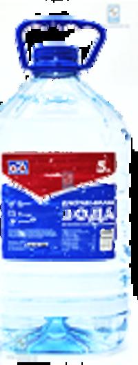 Вода дистиллированная 5л AD ADVODA5L