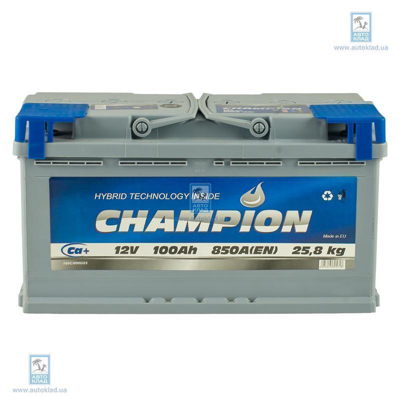 Аккумулятор 100Ач Euro AP CHAMPION CHG1000