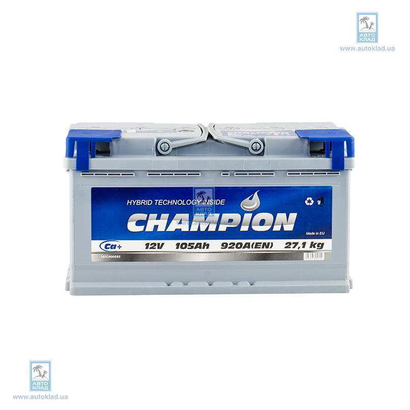 Аккумулятор 105Ач Euro AP CHAMPION CHG1050