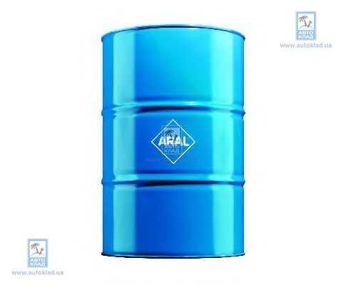 Антифриз G11 Extra сине-зеленый 60л ARAL 90822