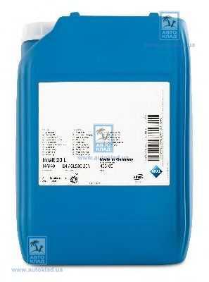 Антифриз G11 Extra сине-зеленый 20л ARAL 90825