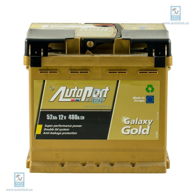 Аккумулятор 52Ач Galaxy Gold Ca-Ca (0) AUTOPART ARL052GG0