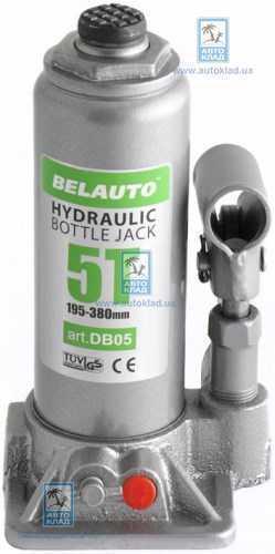 Домкрат гидравлический 5т BELAUTO DB05