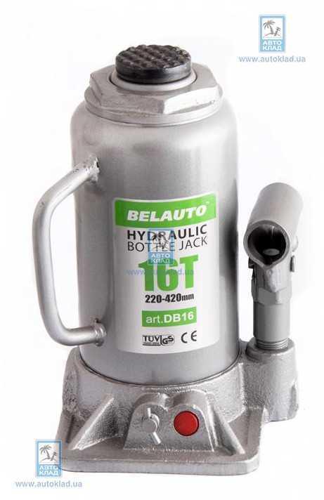 Домкрат гидравлический 16т BELAUTO DB16