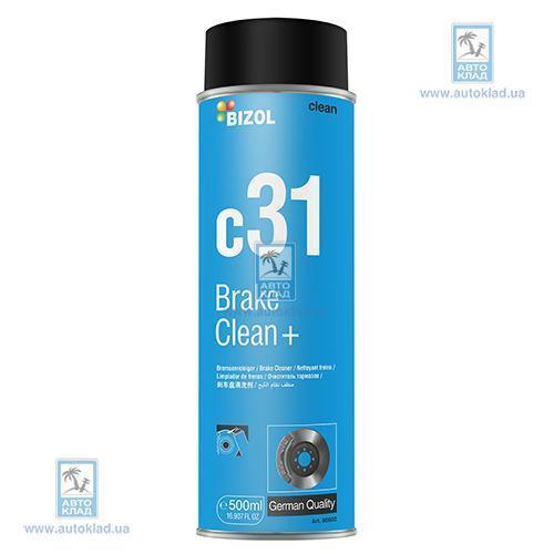 Очиститель тормозной системы 0.5л BIZOL B80002