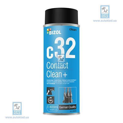 Очиститель электроконтактов 0.4л BIZOL B80005