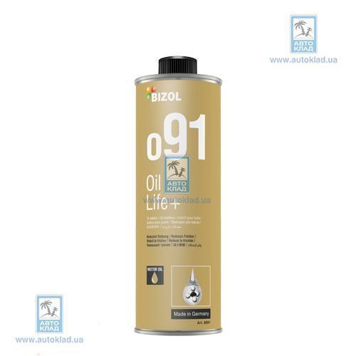 Присадка в масло противоизносная Oil Life+ O91 250мл BIZOL B8891: заказать