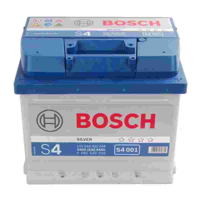Аккумулятор S4 44Ач 440A BOSCH 0 092 S40 010