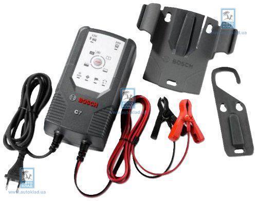Зарядное устройство для АКБ C7 BOSCH 018999907M