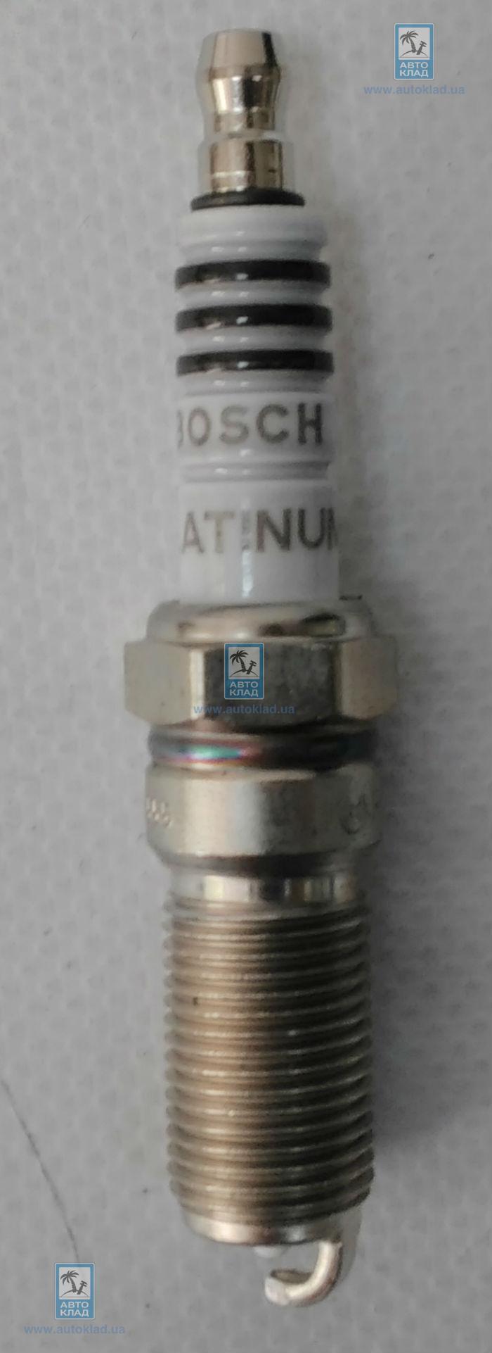 Свеча зажигания Platin 1.3 BOSCH 0242229796