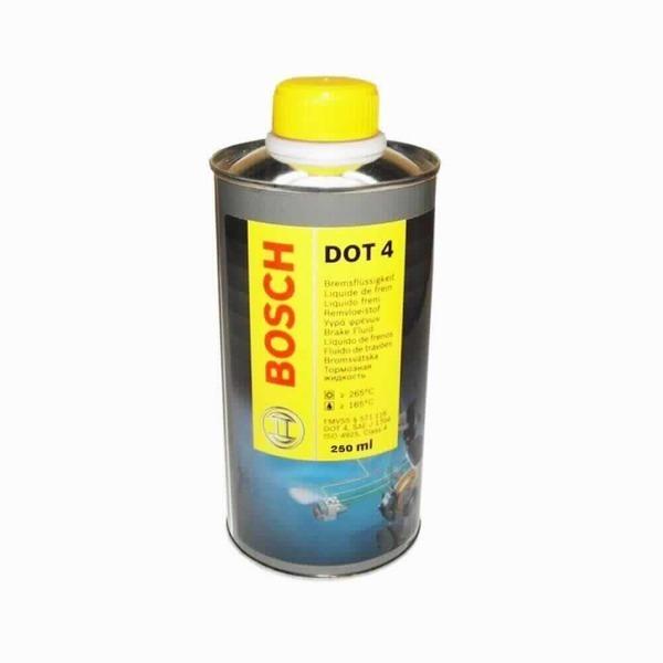 Тормозная жидкость DOT4 250мл BOSCH 1 987 479 105