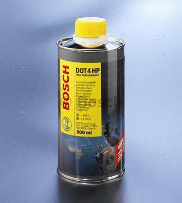 Тормозная жидкость DOT4 500мл BOSCH 1 987 479 106