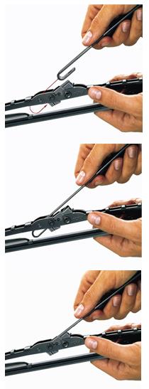 Щетка стеклоочистителя Eco V3 45C 450мм BOSCH 3397004668