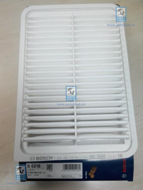 Фильтр воздушный BOSCH F026400218