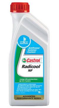Антифриз G11 синий Radicool NF 1л CASTROL 182380070