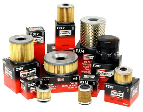 Фильтр масляный CHAMPION E101/606
